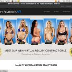 Account For Naughty America VR Free
