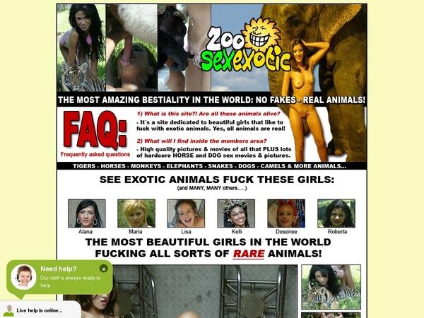 zoosex free