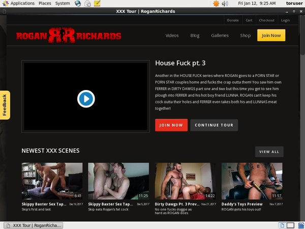 Free Rogan Richards Premium Passwords