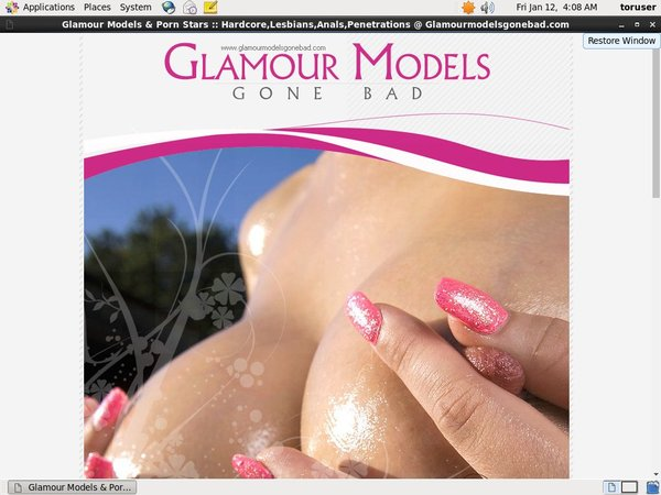 Glamour Models Gone Bad Account And Passwords