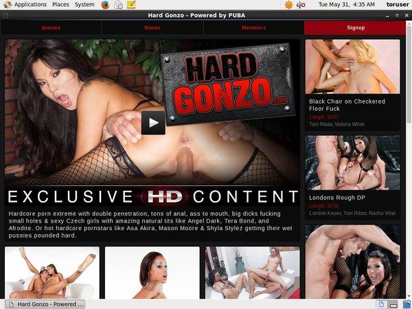 Hard Gonzo Id