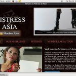 How To Get Into Mistress Of Asia