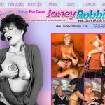Janey Robbins Sign Up Page