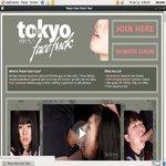 Tokyo Face Fuck Premium Logins