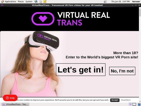 Virtualrealtrans Account