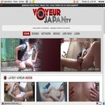 Voyeur Japan TV Free Premium Accounts