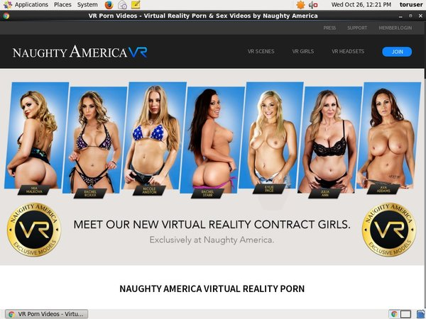 Naughty America VR Account Creator