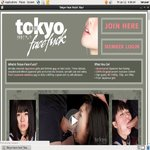 Tokyo Face Fuck Password Account