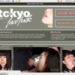 Tokyo Face Fuck Checkout Page