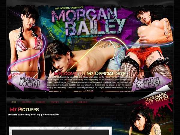 Account Morgan Bailey Free