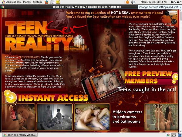 Teensexreality.com Join With Phone