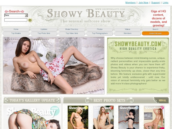 Showybeauty.com With Westbill