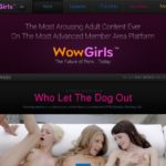 Wowgirls.com With Canadian Dollars