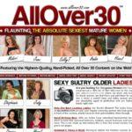 All Over 30 Original With Sliiing