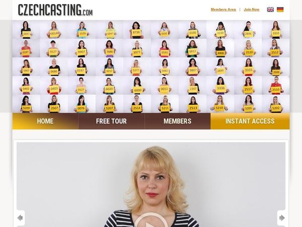 Czechcasting.com Ad