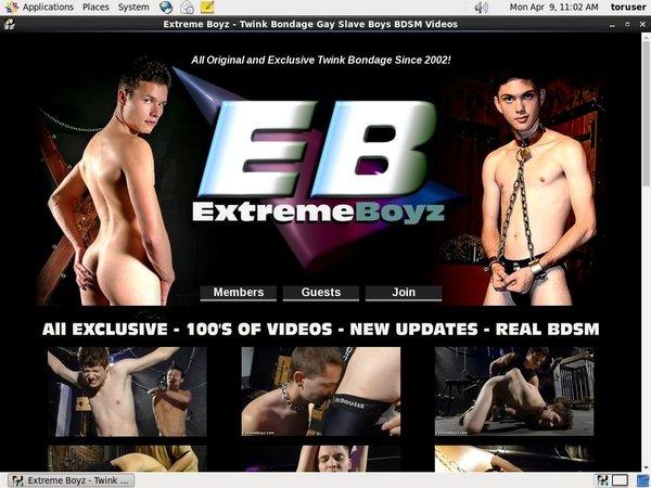 Extreme Boyz New