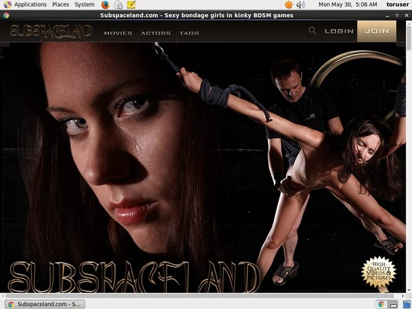 Subspace Land Hd Videos