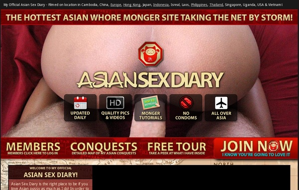 Asian Sex Diary Free Account Password