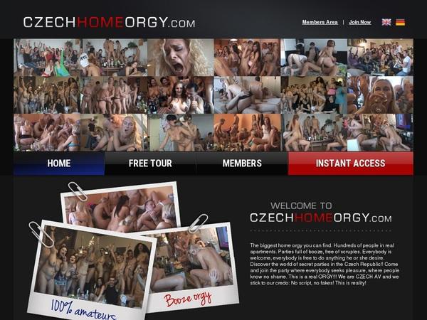 Czechhomeorgy.com Subscribe