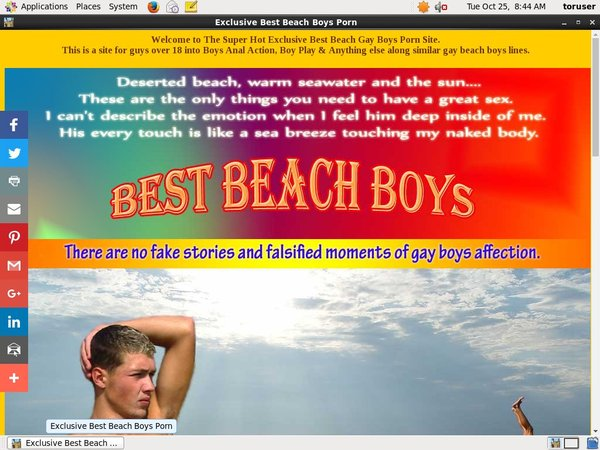 Best Beach Boys Premium Login