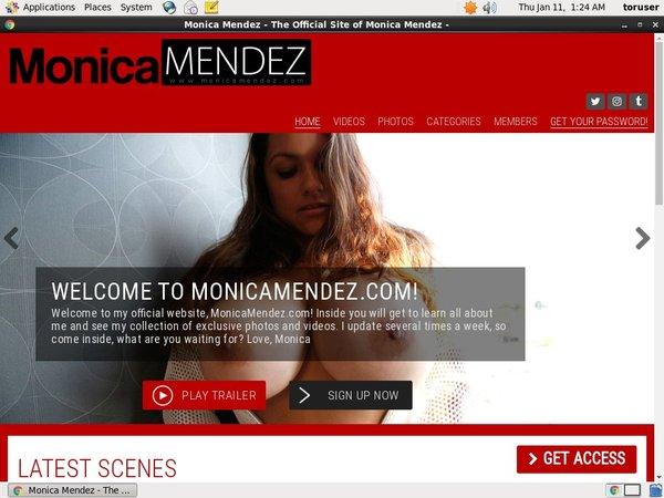 Free Monica Mendez Premium