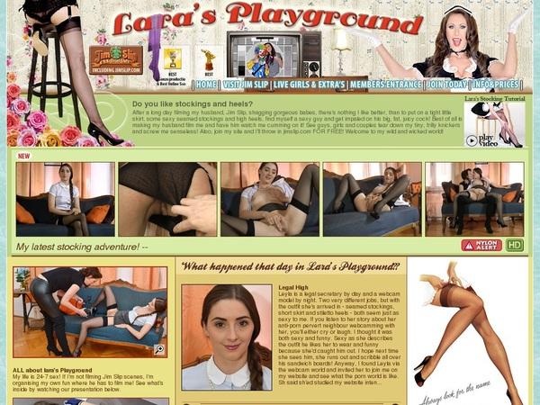 Lara's Playground Free Acc