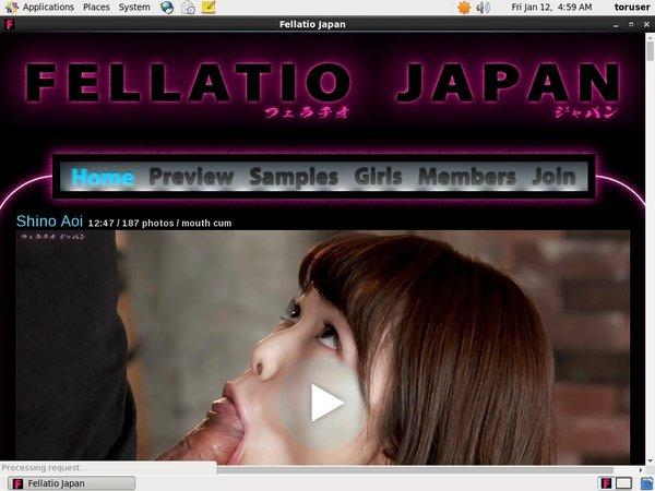 Fellatio Japan Bank Payment