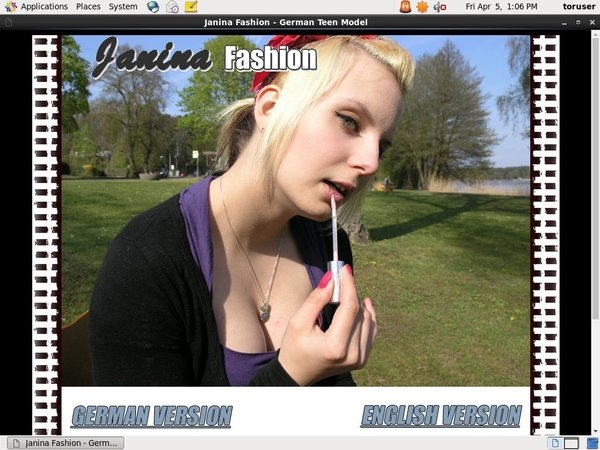 Janinafashion.com Real Passwords