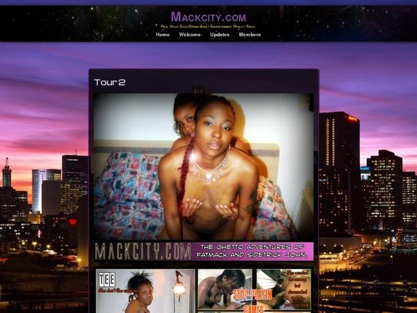 Mackcity Stolen Password